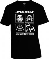 Футболка Star Wars Powerof The Dark Side