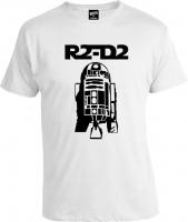 Футболка Star Wars R2D2