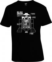 Футболка Star Wars R2-D2