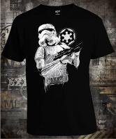 Футболка Star Wars Scratch Trooper