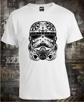 Футболка Star Wars Storm Trooper Sugar Skull