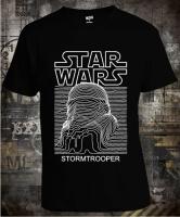 Футболка Star Wars Stormtrooper Lines