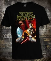Футболка Star Wars The Force Awakens