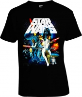 Футболка Star Wars Trilogy