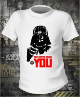 Футболка Star Wars Your Empire