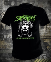 Suffocation And Jesus Wept