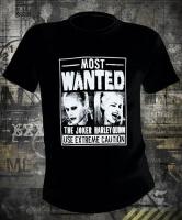 Футболка Suicide Squad Gotham's Most Wanted