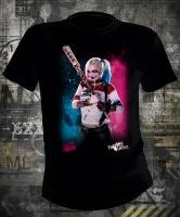 Футболка Suicide Squad Harley Quinn Good Night