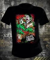 Футболка Suicide Squad Joker Poster
