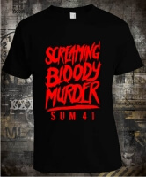 Футболка Sum 41 Screaming Bloody Murder