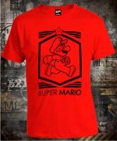 Футболка Super Mario Red