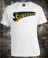 Футболка Superboy