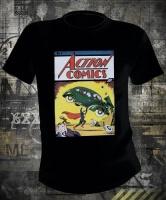 Футболка Superman Action Comic No 1