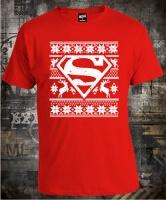 Футболка Superman New Year