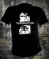 Футболка Terminator Genisys Graffiti