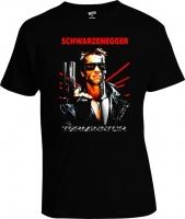 Футболка Terminator Schwarzenegger