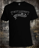 Футболка Testament Logo True American Hate