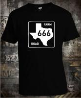 Футболка Texas Farm Road 666