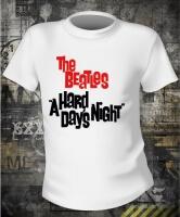 Футболка The Beatles A Hard Day's Night
