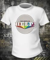 Футболка The Beatles Help Logo