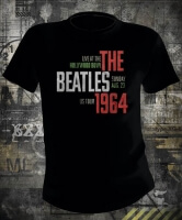 Футболка The Beatles Tour 1964