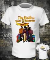 Футболка The Beatles Yellow Submarine