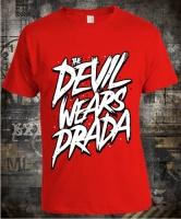 Футболка The Devil Wears Prada Type