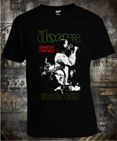 Футболка The Doors Strange Days 1968 US Tour