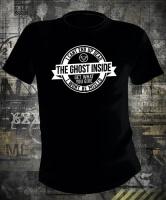 Футболка The Ghost Inside Stamp