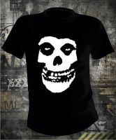 Футболка The Misfits skull