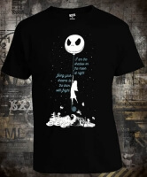 The Nightmare Before Christmas I Am The Shadow