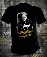 Футболка The Phantom of the Opera