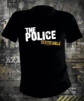 Футболка The Police Certifiable