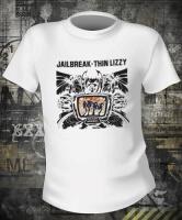 Thin Lizzy Jailbreak 1976 US Tour
