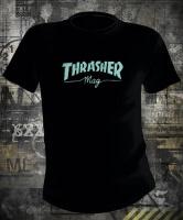 Футболка Thrasher Mag