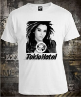 Tokio Hotel Bill Kaulitz Old жен XS