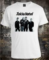 Футболка Tokio Hotel Group