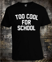 Футболка Too Cool For School