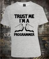 Футболка Trust Me I'm A Programmer