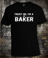 Футболка Trust Me I'm Baker