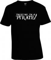 Футболка Trust Me I'm Pirate