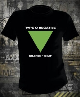 Футболка Type O Negative Silence