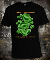 Футболка Type O Negative This Bloods For You