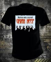 Футболка Uriah Heep British Rock Legends
