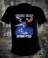 Футболка Uriah Heep Different World