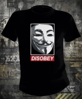 V For Vendetta Disobey