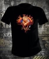 Футболка Van Halen 1984