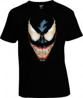 Футболка Venom Marvel Face