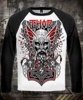 Футболка Viking Thor Face