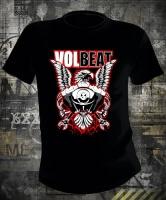 Футболка Volbeat Eagle Engine